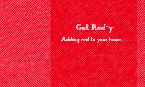 Get Red-y